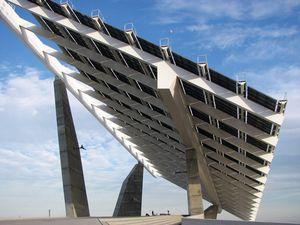Solar-array-barcelona