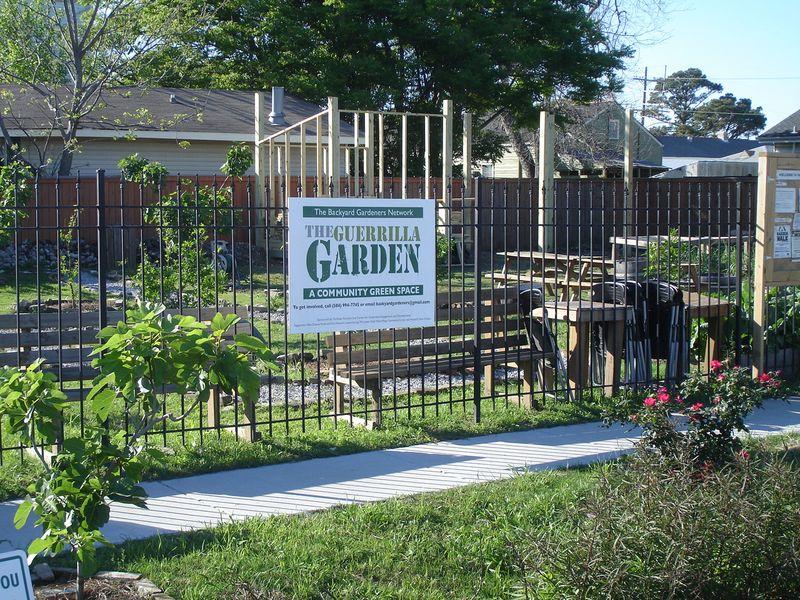 Guerilla Garden