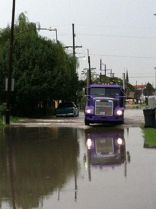 Truck Water