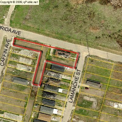 Exhibit A OPBA Map CSED RFP Properties Adjacent to Bayou Platform
