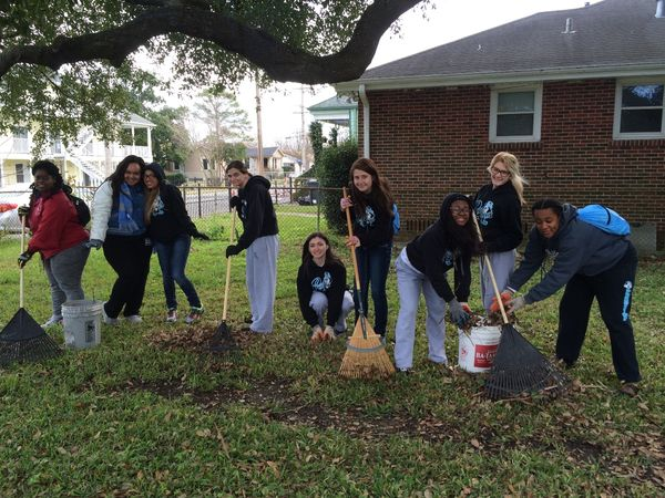 The Academy of Our Lady Volunteers 1