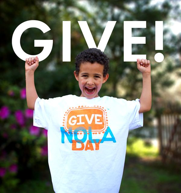 GiveNOLA Photo